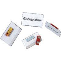 DURABLE Identificador   Con imán 40x75 mm 8116-19, (25 u.)