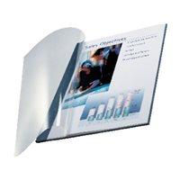LEITZ Tapas flexibles ImpressBind Caja 10 ud Negro A4 Lomo 17,5 mm 71-105 h 74140095, (1 u.)