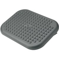 5 STAR Reposapiés profesional inclinable con base antideslizante negro 6100801, (1 u.)