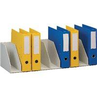 FAST Clasificador 9 huecos standard 21x80,2x29 cm Gris 4944.02, (1 u.)