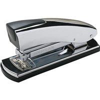 PETRUS Grapadora 2001 40 Hojas Negra Carga superior 72 mm 44784, (1 u.)