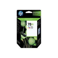 HP Cartuchos Inyeccion 78 Tricolor C6578A, (1 u.)