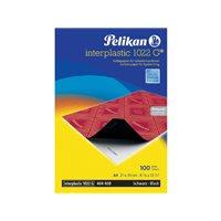 PELIKAN Papel Calco 10 Hojas Negro Maquina escribir 401026, (1 u.)