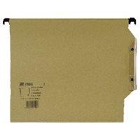 FADE Carpeta colgante Akufade A4 Kraft Visor lateral 100333038, (1 u.)