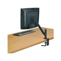 FELLOWES Brazo para monitor TFT 21'' Smart Suites negro 8038201, (1 u.)
