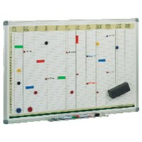 FAIBO Planning Magnetico Anual 60x90 cm PLA, (1 u.)