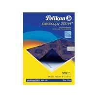 PELIKAN Papel Calco 10 Hojas Carbón Azul Escritura Manual 434738, (1 u.)