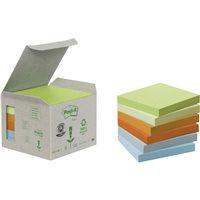 POST-IT Torre notas adhesivas Pack 16 blocs Colores pastel surtidos 76x76mm FT510110354, (1 u.)