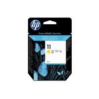 HP Cartuchos Inyeccion 11 Amarillo C4838A, (1 u.)
