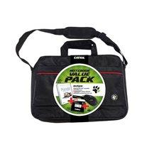 CATKIL Pack Value maletín 15,6''+ ratón óptico USB + memoria USB Toshiba 8GB+Panda antivirus ctk002, (1 u.)
