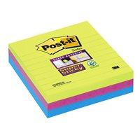 POST-IT Pack.3 ssticky 101x101 3std 675-3ssmx, (1 u.)
