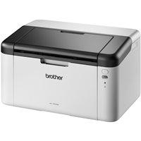 BROTHER Impresora Láser Monocromo A4/2400 x 600 ppp/20ppm/Blanca HL1210W, (1 u.)