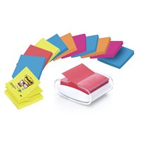 POST-IT Dispensador notas adhesivas Z-Notes HK100010196, (1 u.)