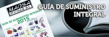 GUÍA DE SUMINISTRO INTEGRAL
